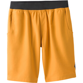 Prana Mojo Pantalones cortos Hombre, curry